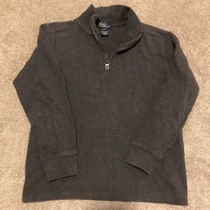 Ids polo pullover sweater